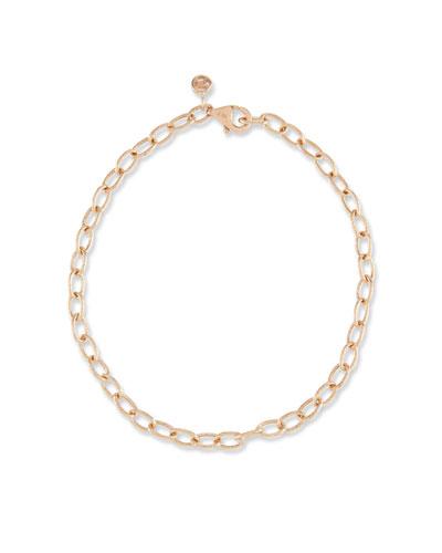 14k Circle Chain Bracelet
