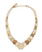 Large Circle Necklace