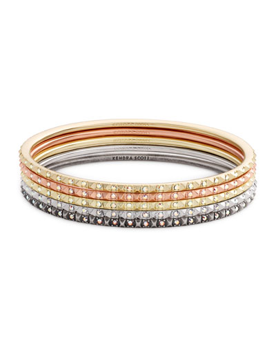 Rhonda Stacking Bracelets