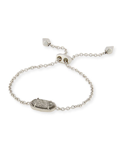 Elaina Druzy-Station Adjustable Bracelet