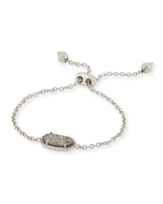 Elaina Druzy-Station Adjustable Bracelet