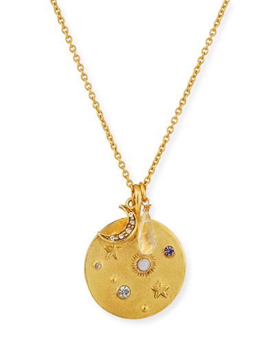Star Charm Talisman Necklace