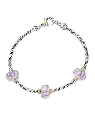 Caviar™ Forever Melon-Bead Bracelet