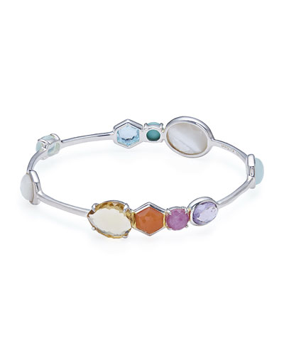925 Rock Candy Station Bracelet in Harmony