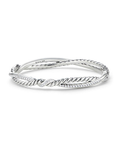 Continuance Diamond Pave Bracelet