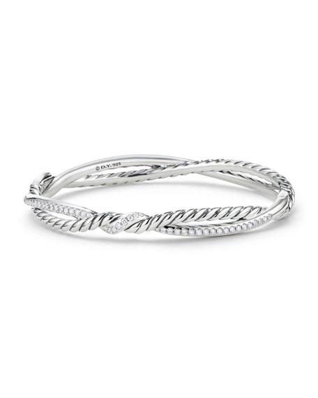 David Yurman Continuance Diamond Pave Bracelet