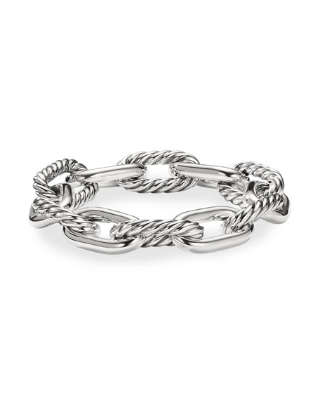 David Yurman Madison Large Chain Link Bracelet, 13.5mm