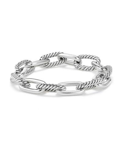 Madison Chain Medium Link Bracelet, 11mm