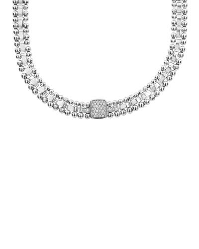 Caviar™ Spark Diamond Collar Necklace