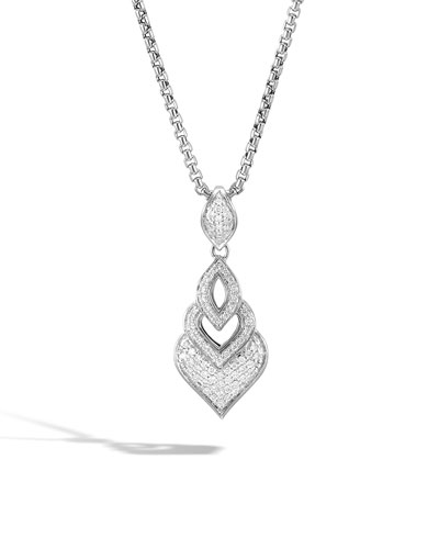 Legends Naga Diamond Pendant Necklace