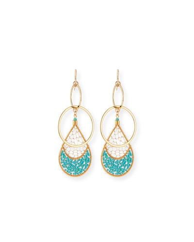 Devon Leigh Lucky Star Cubic Zirconia Drop Earrings b3Ow8ug4Ss