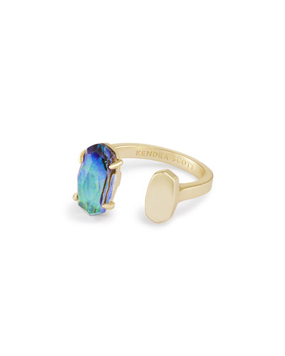 Pryde Open Statement Ring