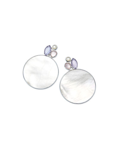 Wonderland Doublet Drop Earrings in Primrose