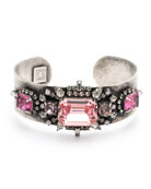 Lauderette Crystal Cuff Bracelet