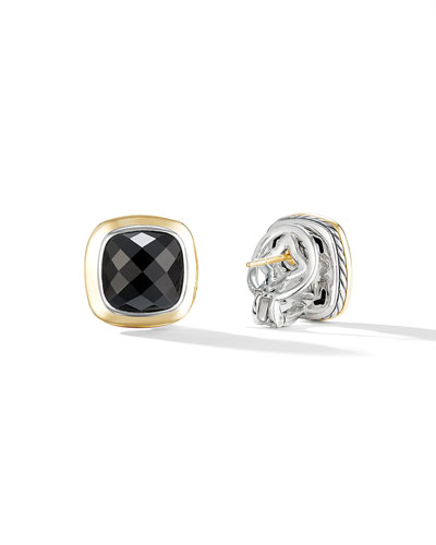 Albion Champagne Stud Earrings