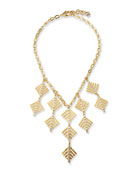Lulu Frost Cascadia Pine Statement Necklace