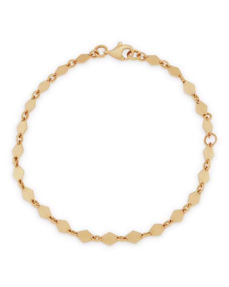 Lana 14k Mini Kite Chain Bracelet