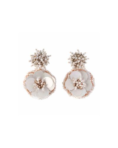 e4a6badd1ec Quick Look. Mignonne Gavigan · Marnie Beaded Flower Earrings