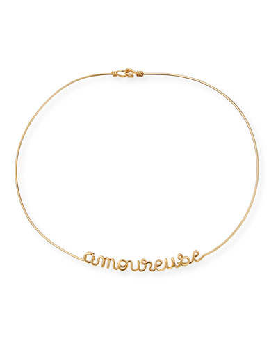 Gold Fill Necklace