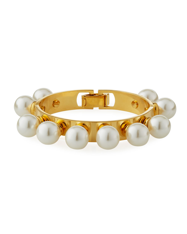 Stone Keepsake Bracelet