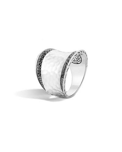 508f219bf153 Hammered Sterling Silver Ring | Neiman Marcus