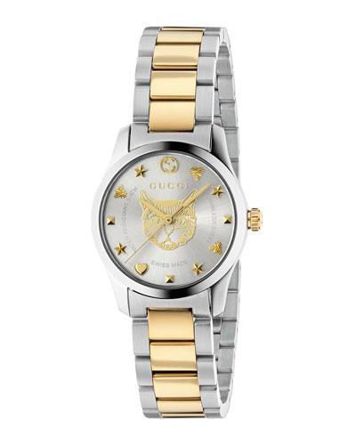 24a217411e2 Quick Look. Gucci · 27mm G-Timeless Bracelet Watch ...