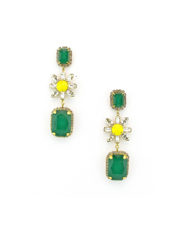 Graham Dangle Earrings