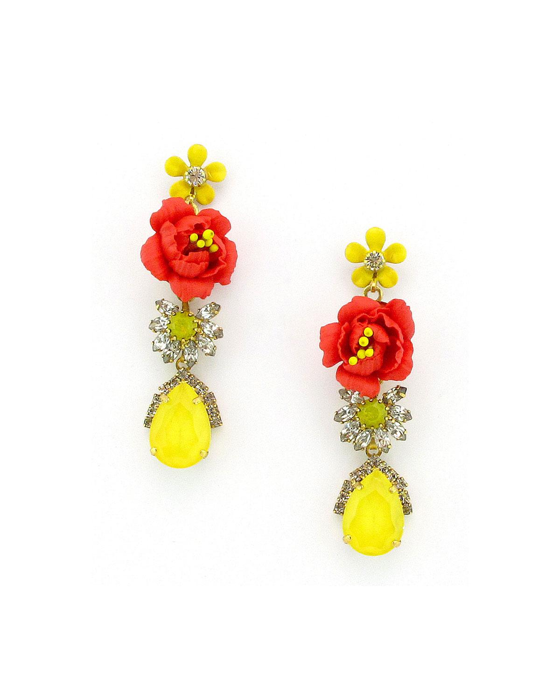 Myers Dangle Earrings