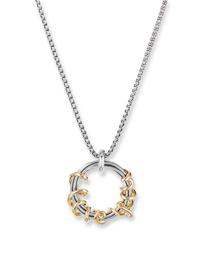 Cable Collectibles I Love You Pendant Necklace