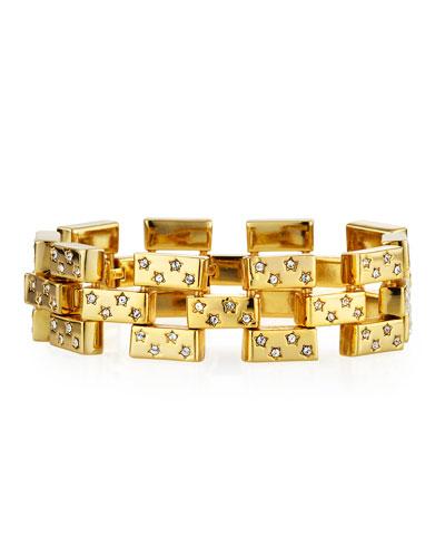 Amp Crystal Bracelet