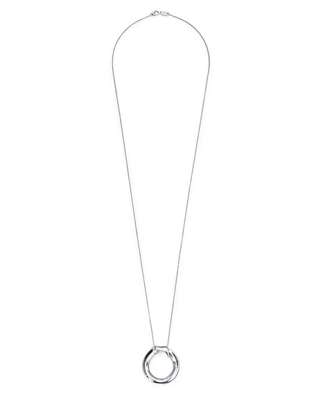Ippolita Classic Long Fold-Over Pendant Necklace