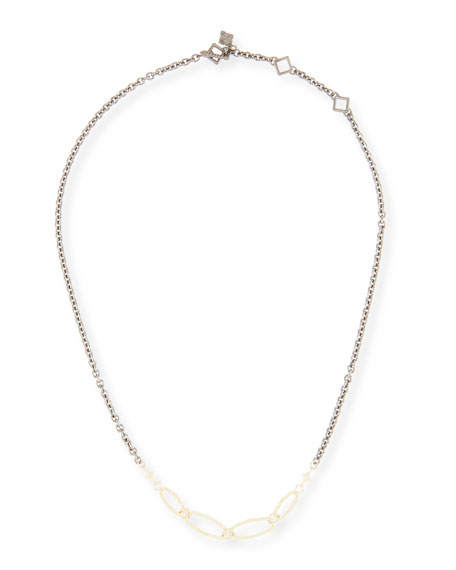 """Armenta Old World Short Chain Necklace, 18""""L"""