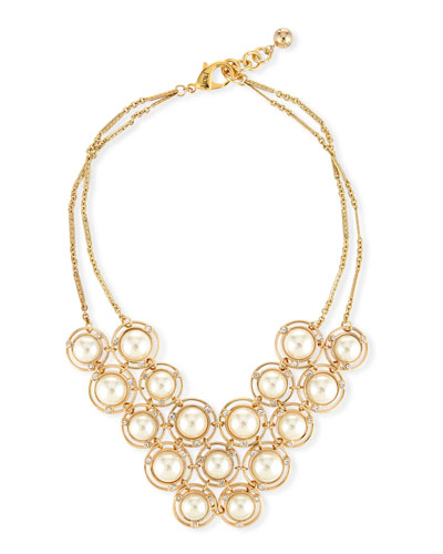 On Air Statement Necklace