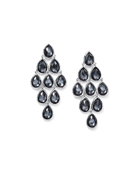 Ippolita Rock Candy® Cascade Earrings in Pewter