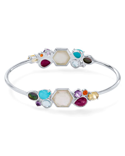 Quick Look Ippolita Multicolor Cer Stone Bangle