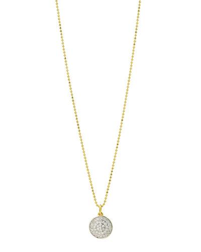 Radiance Pave Pendant Necklace