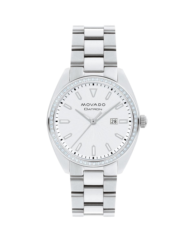 Movado 31mm Datron Heritage Diamond Watch