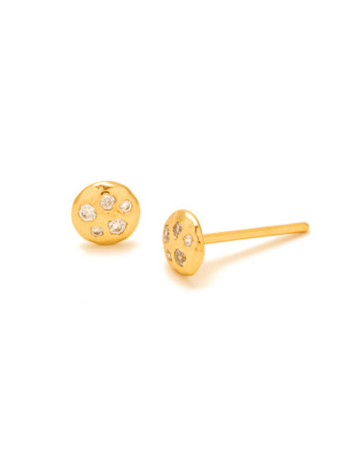 Collette Cubic Zirconia Stud Earrings
