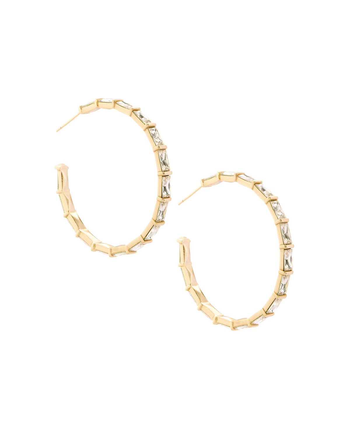 Veda Hoop Earrings