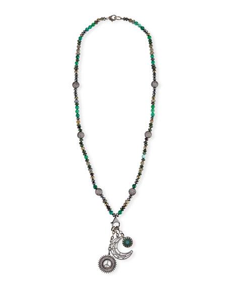 Hipchik Celestial Pendant Necklace