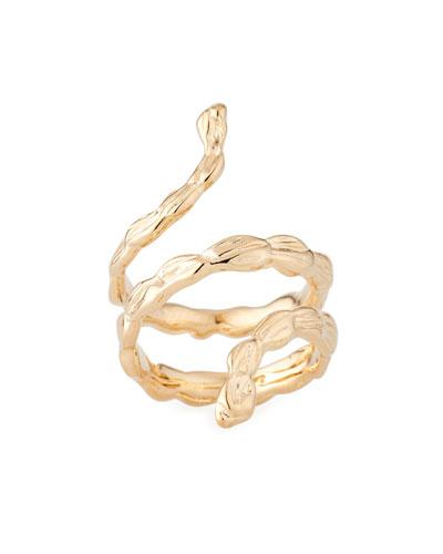 Liane Snake Ring