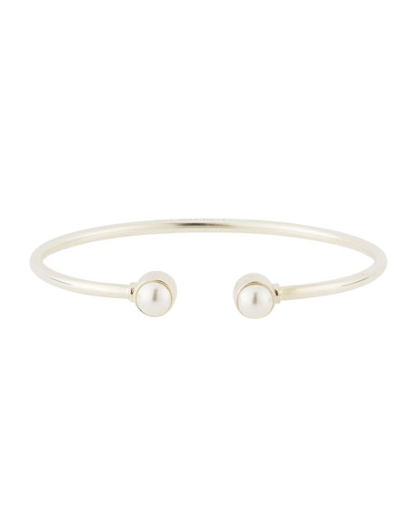 Alex and Ani Sea Sultry Cuff Bracelet, Silver