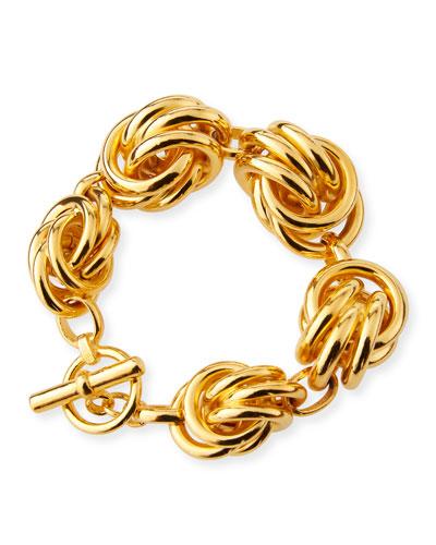 Knot-Station Bracelet