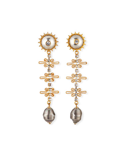 Domus Statement Earrings