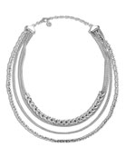 John Hardy Asli Classic Chain Link Multi-Row Necklace