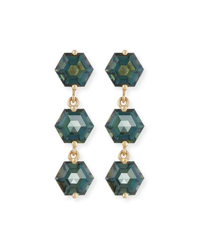 6cc4b322c0530 Green Earrings   Neiman Marcus