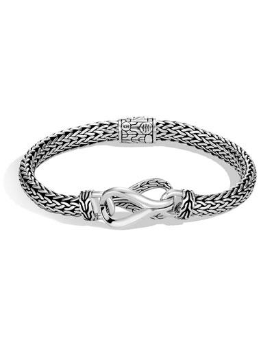 Classic Chain Asli Link-Station Bracelet