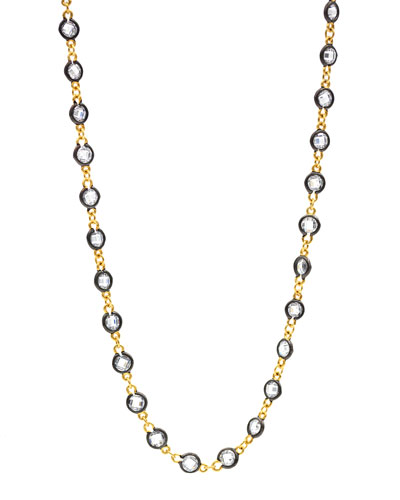 Signature Radiance Wrap Necklace, 36