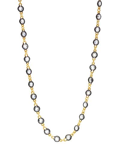 Signature Radiance Wrap Necklace, 36