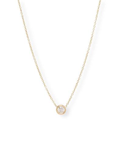 14k Diamond Eyeglass Necklace